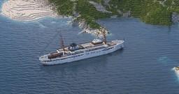- Ville de Deneuvre || SS Delphine inspired 1920's Yacht - 1:1 Minecraft Map & Project