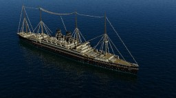 SS Vasil Levski (1902/1905 plan) Minecraft Map & Project