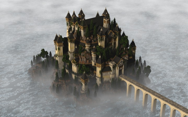 Popular Server Project : Whitstone Castle