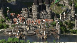 Medieval-Fantasy Spawn/High quality Minecraft Map & Project