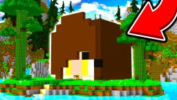 GOLDY HOUSE Minecraft Map & Project