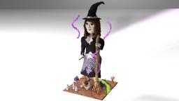 -Witch Plot Organic- Minecraft Map & Project