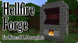 Hellfire Forge Datapack Minecraft Data Pack