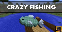 Crazy Fishing - MINIGAME Minecraft Map & Project