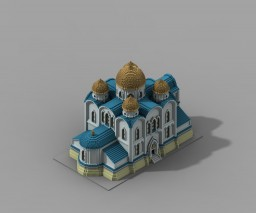 Church of the Nativity +download Minecraft Map & Project