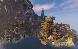 New CustomNpc Minecraft Map Minecraft Map & Project