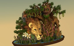Wild Harmony Minecraft Map & Project