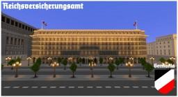 + Germania + Reichsversicherungsamt Minecraft Map & Project
