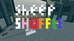 Sheep Shuffle Minecraft Map & Project