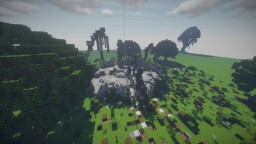 Plains Biome Shrine Minecraft Map & Project