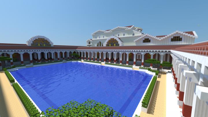 baths of agrippa pool
