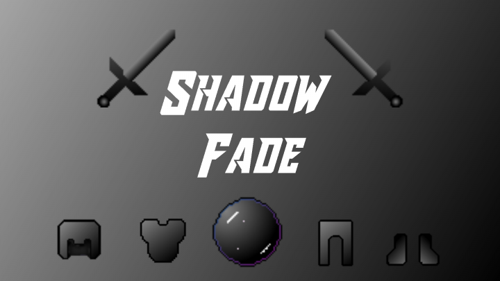 Popular Texture Pack : Shadow Fade 1.8 - 1.13
