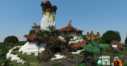 [Fantasy] Toad Town Minecraft Map & Project