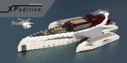 'XPedition' Superyacht Minecraft Map & Project