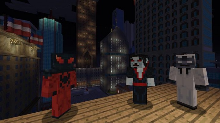 City 3 and examples of enemies
