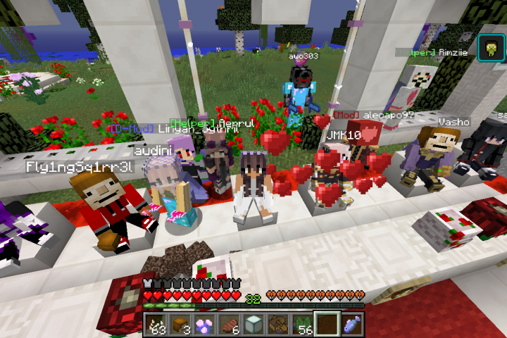 Packed House Server Events are always a blast!