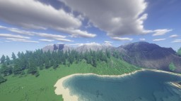 Arkhalis - Fantasy-themed map - 3 BIG ISLANDS Minecraft Map & Project