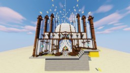 The Organ, automatic shops.The seller community Minecraft Map & Project