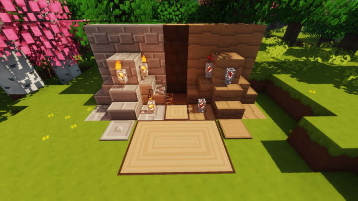 new torches and CTM