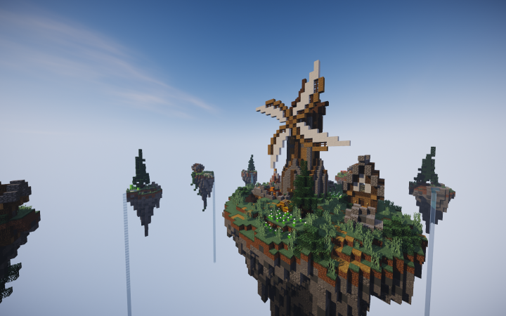 Chocapic V7 Shader pack