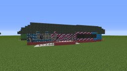 The Station Nightclub & Memorial Minecraft Map & Project