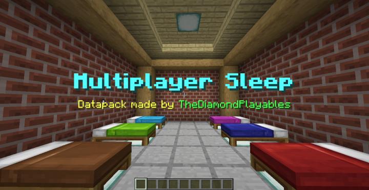 Multiplayer Sleep Datapack!
