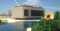 Subterranean Desert Home Minecraft Map & Project
