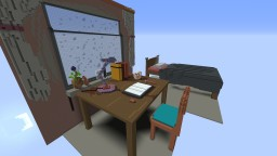 The Room Minecraft Map & Project