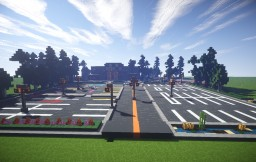 Olymic's Stadium Build Minecraft Map & Project