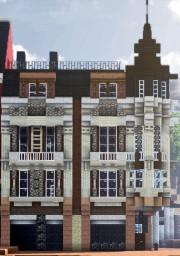 Charlotte Croon Haus, Neustadt, Gießen, Germany Minecraft Map & Project