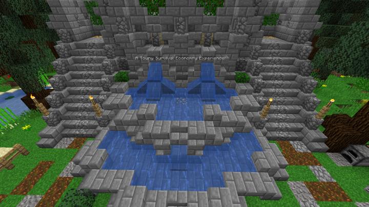 ABSCraft Towny Eco Survival Minecraft Server