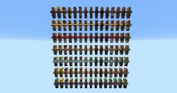 EcVillagers - Preview all the new Villagers! (+ Zombies) Minecraft Data Pack