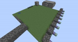 Survive by Waiting Minecraft Map & Project
