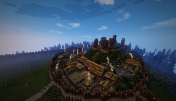 Alesia [Historical Settlement] Minecraft Map & Project