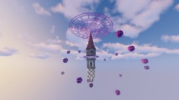 Magic Tower {-=Made By Mirajone=-} Minecraft Map & Project