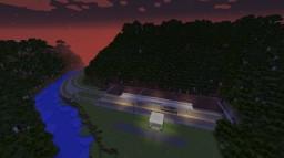 Japanese Diorama 2 Minecraft Map & Project