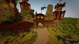 serenity valley Minecraft Map & Project