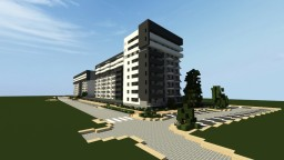 Recreation Apartments Minecraft Map & Project