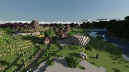 The Screaming Boar Clan of Balvegr Minecraft Map & Project