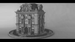 The Turgot Palace Minecraft Map & Project