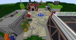 Digimon World File Island Minecraft Map & Project