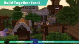 [Build-Together] Fishing Village - Cubeside.de Minecraft Map & Project