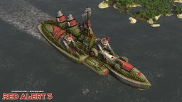 Dreadnought   C&C Red Alert 3 Minecraft Map & Project