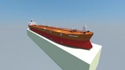 Knock Nevis Tanker ship Minecraft Map & Project