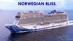 Norwegian Bliss - Real Cruise Ship Replica [Full-Interior][+Download] Minecraft Map & Project