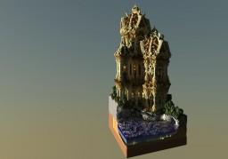 Palace | Plot Build Minecraft Map & Project