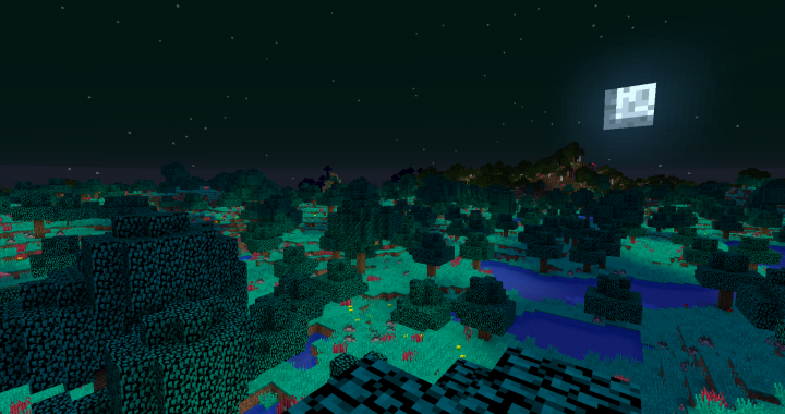 A biome of peace and solitude.