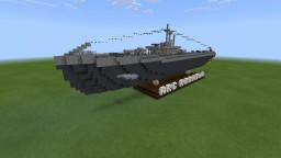 Roraima Class U boat | fictional u boat/submarine Minecraft Map & Project