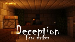 Deception - fear strikes [Server Reborn] Minecraft Map & Project