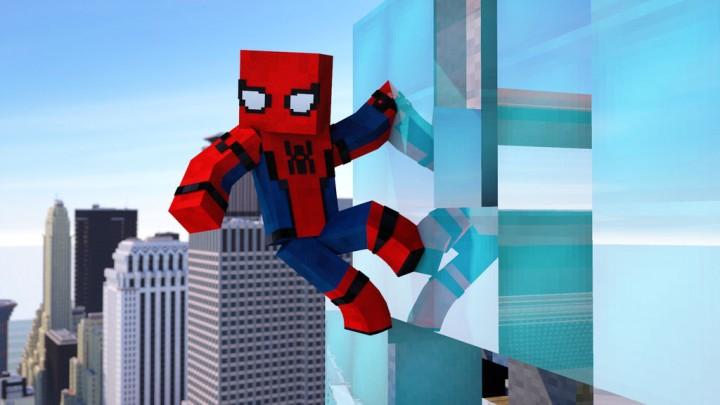 Spiderman 1 Open World Survival
